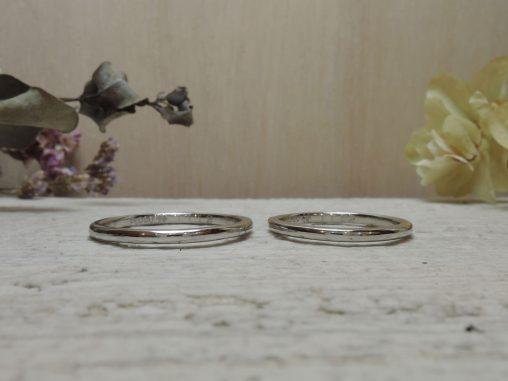 鹿児島 手作り 結婚指輪
