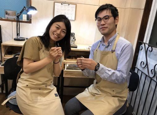 手作り結婚指輪 久留米
