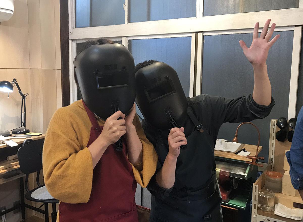 ダースベイダー マスク