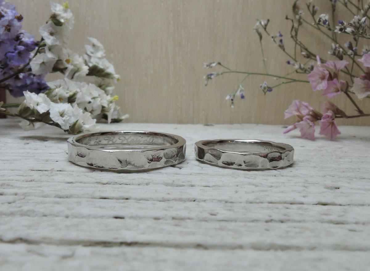 熊本 手作り 結婚指輪