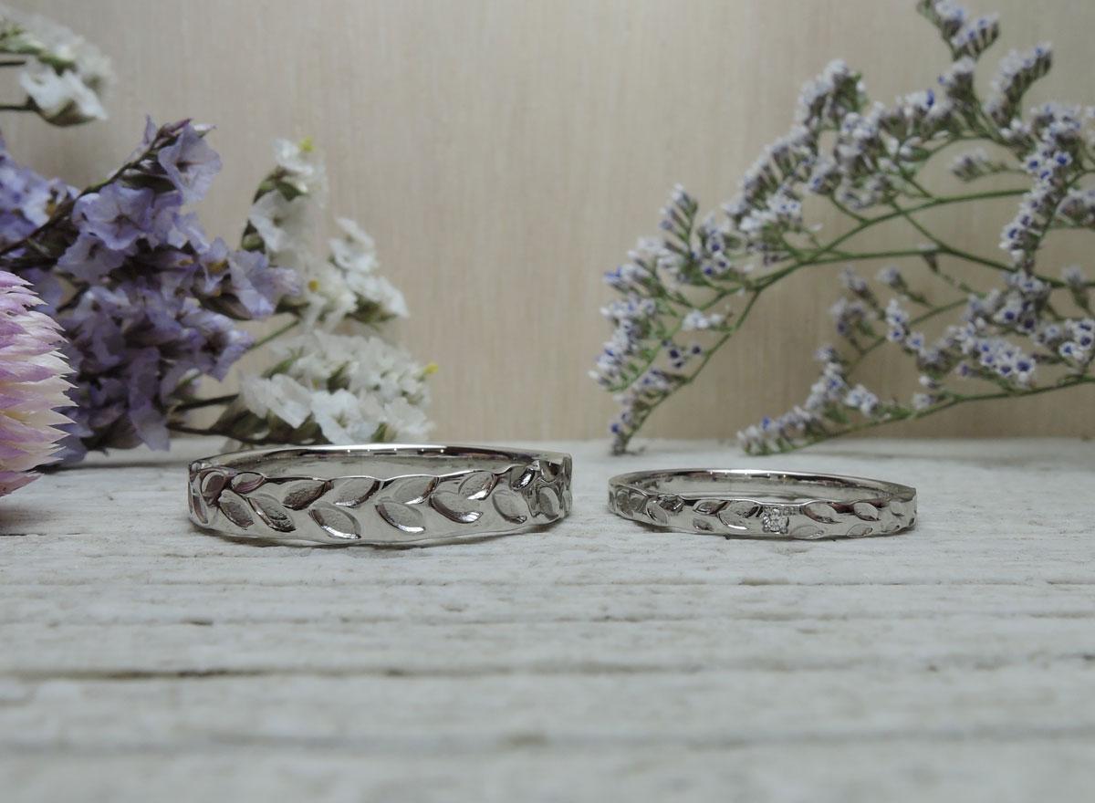 月桂樹 指輪