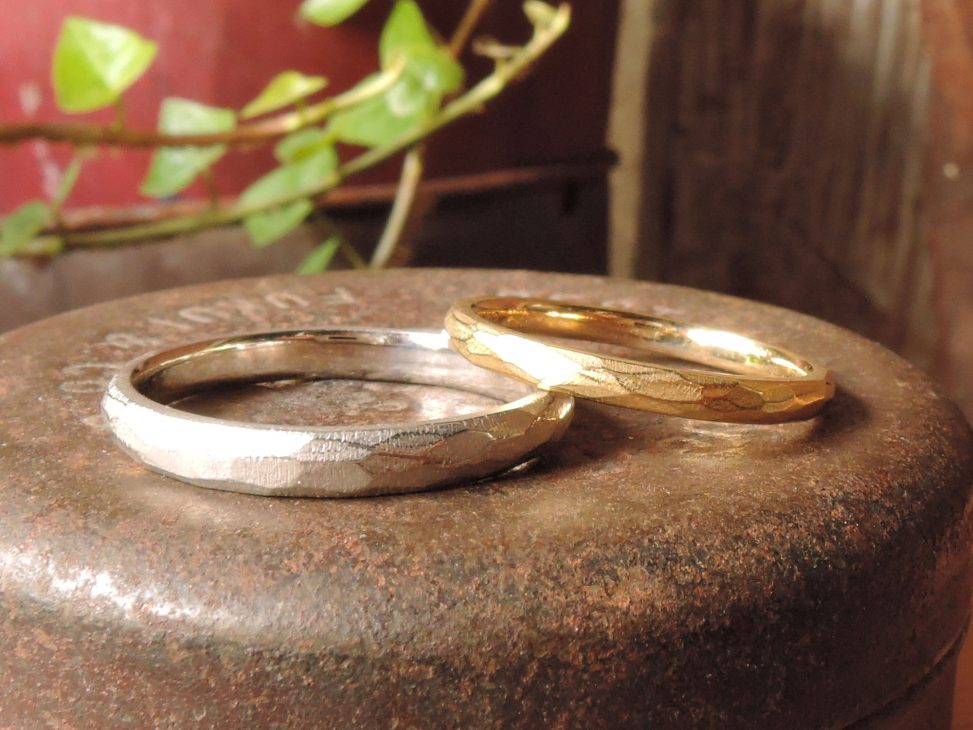 ハンドメイド 指輪 福岡