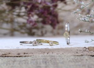 婚約指輪 手作り 九州