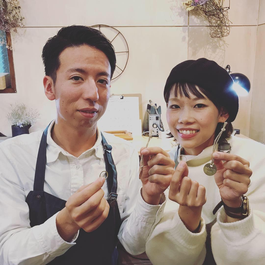 結婚 指輪 手作り