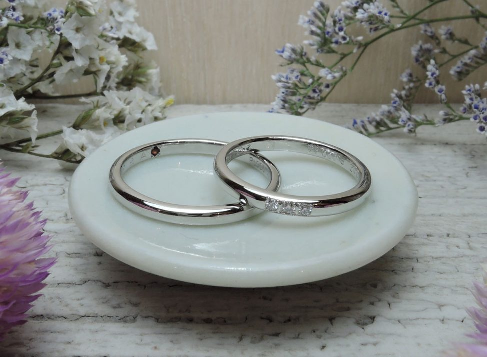 プラチナ 指輪 手作り