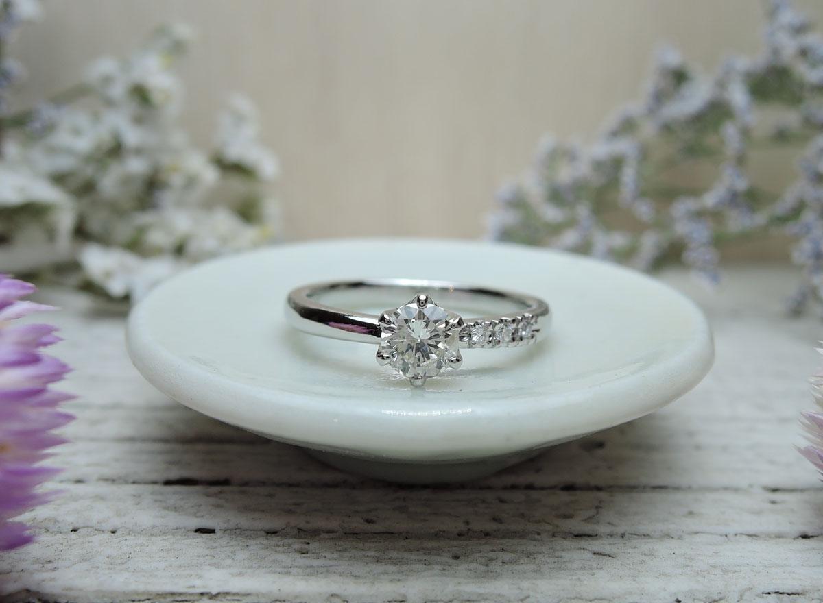 手作り婚約指輪 福岡