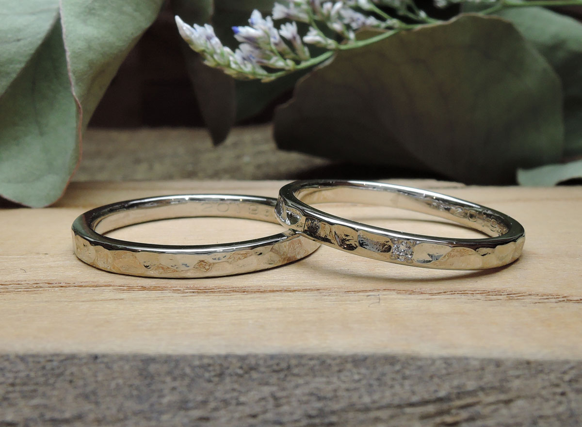 手作り 指輪 鹿児島