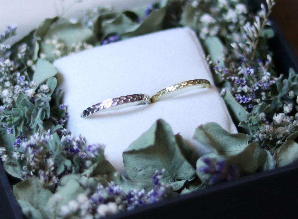 手作り 結婚指輪 福岡