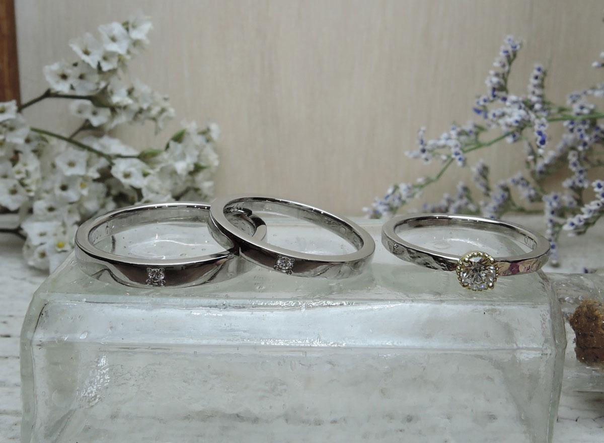 結婚指輪 手作り 長崎