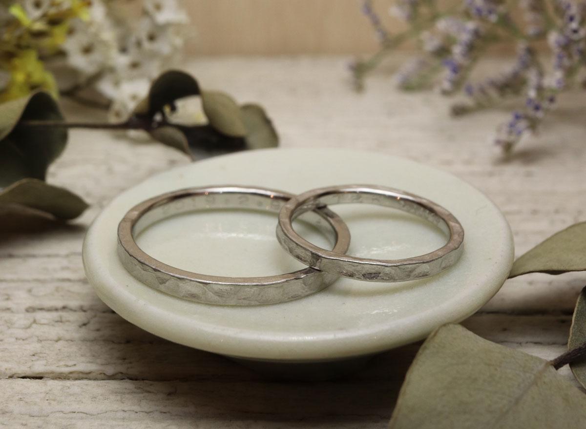 ツチメ 指輪 福岡