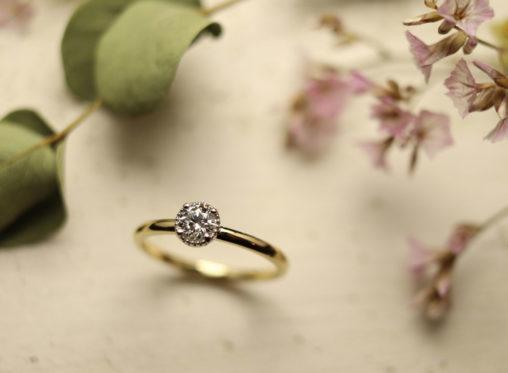 婚約指輪 手作り 福岡