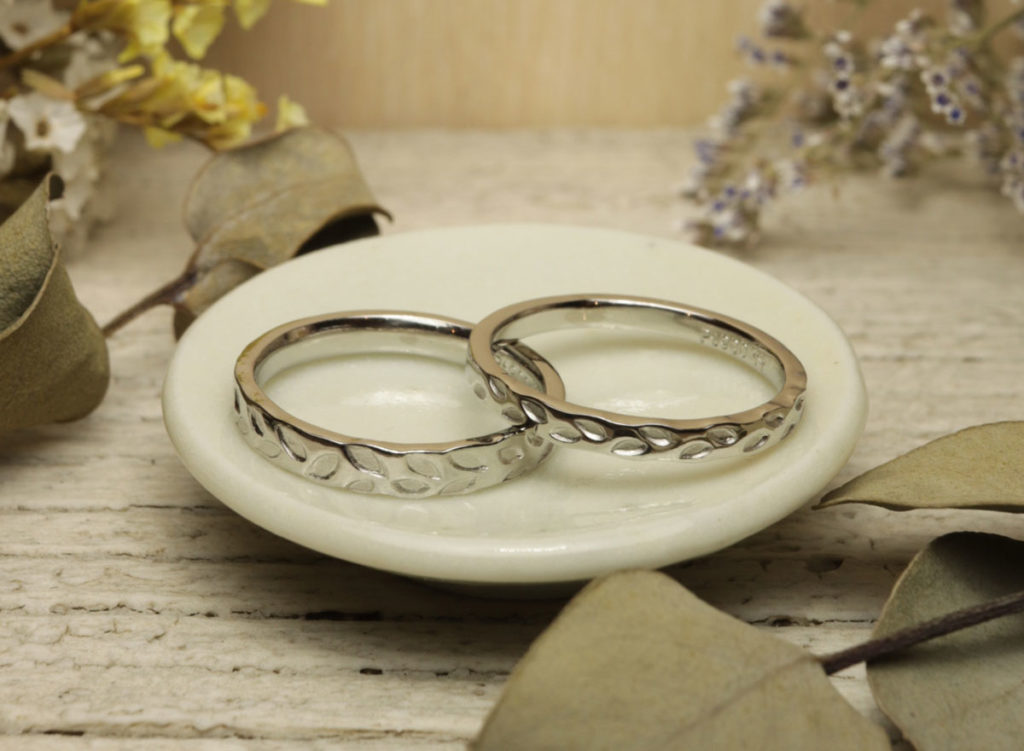 月桂樹 結婚指輪 福岡
