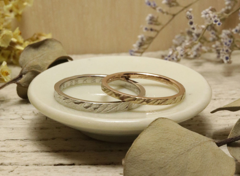 手作り指輪 筑豊