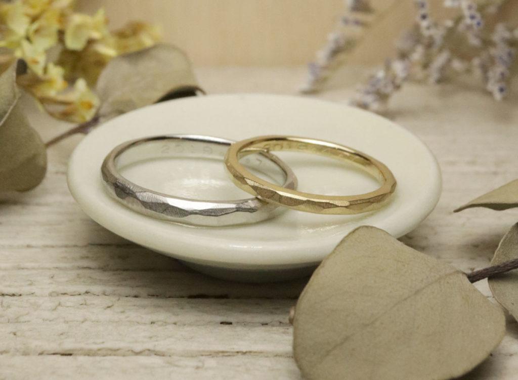 手作り 指輪 筑紫野市