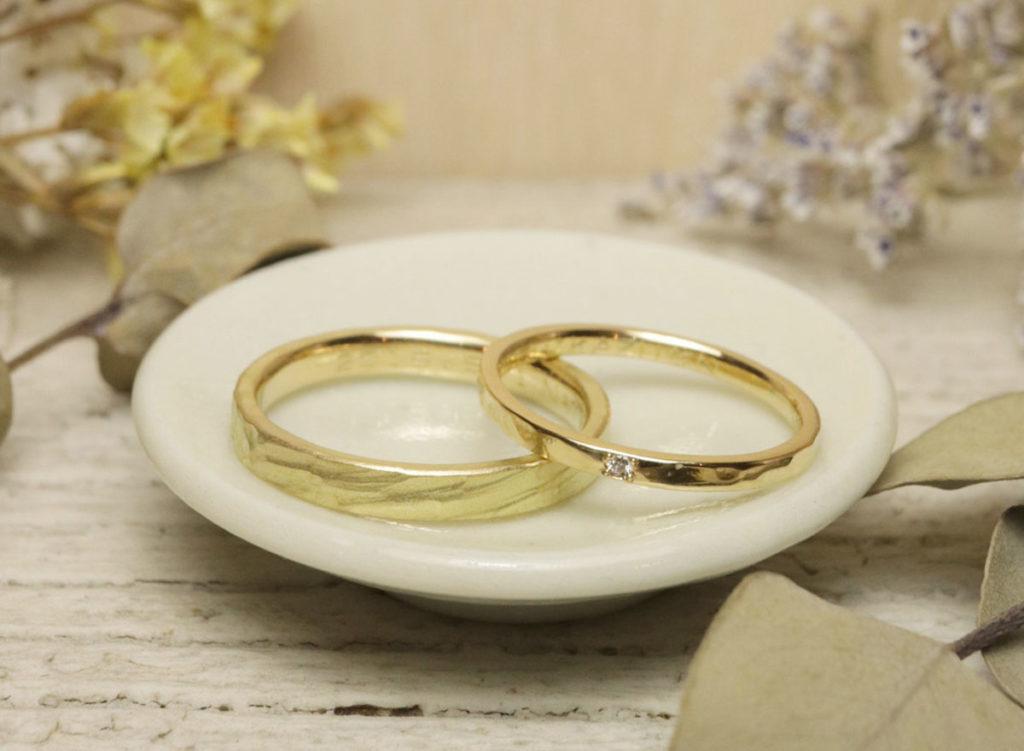 手作り 結婚指輪 薬院