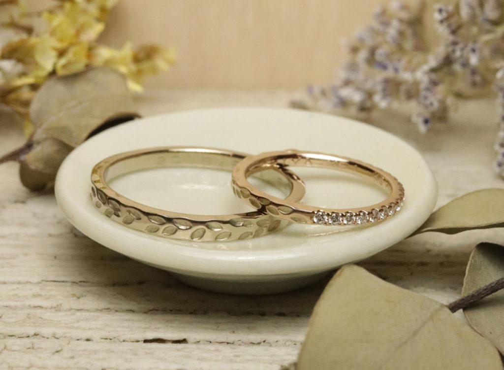 人気の結婚指輪 博多