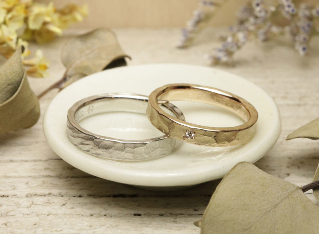 手作り 指輪 大分