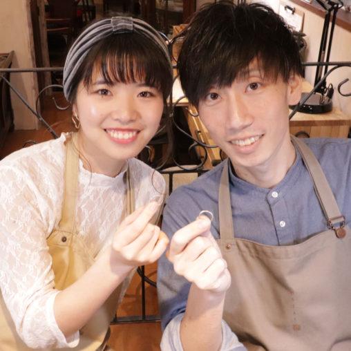 手作り 結婚指輪 長崎