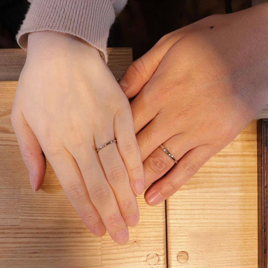 薬院 結婚指輪