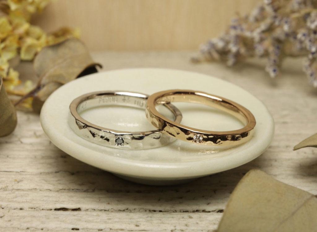 結婚指輪 つちめ 熊本