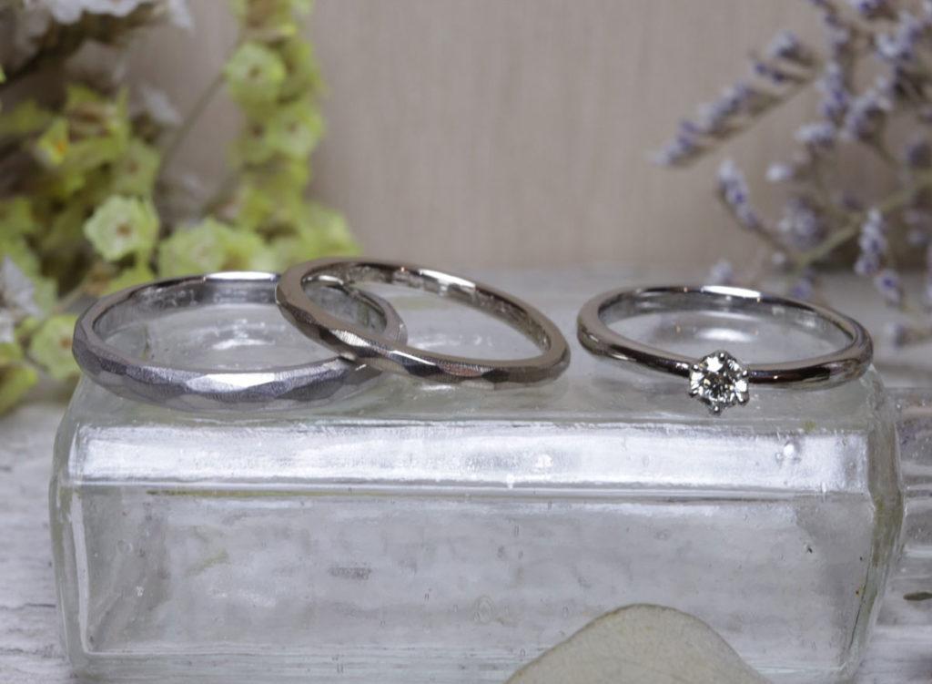3本製作 指輪 福岡