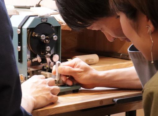 結婚指輪 手作り 宮崎