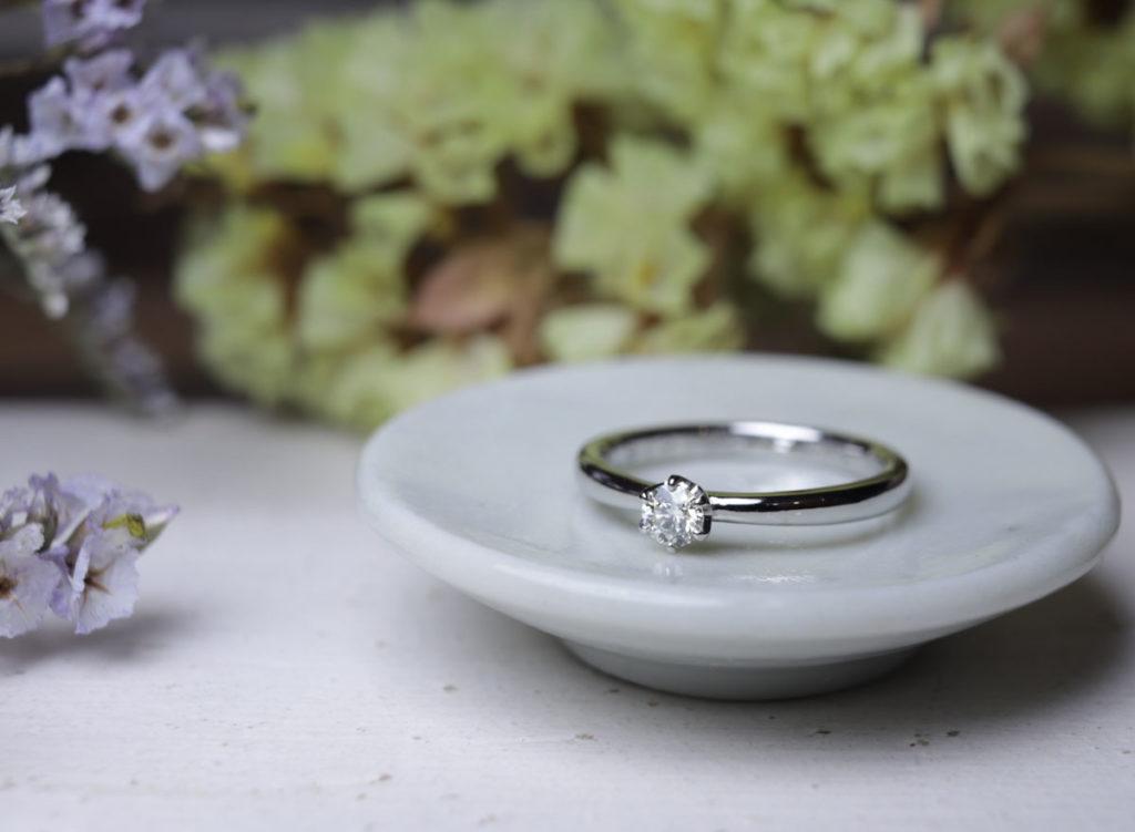プロポーズ 指輪 福岡