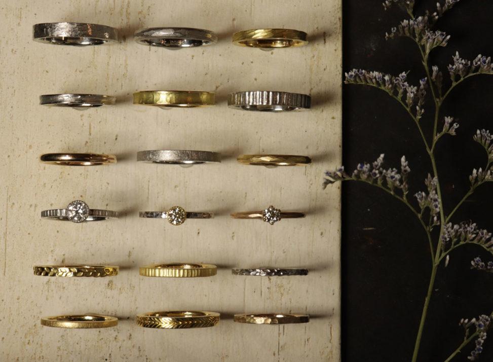 手作り 結婚指輪