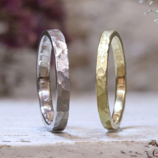 つちめ 結婚指輪 福岡
