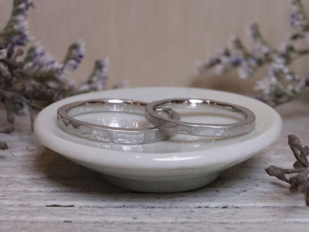 結婚指輪 手作り 福岡
