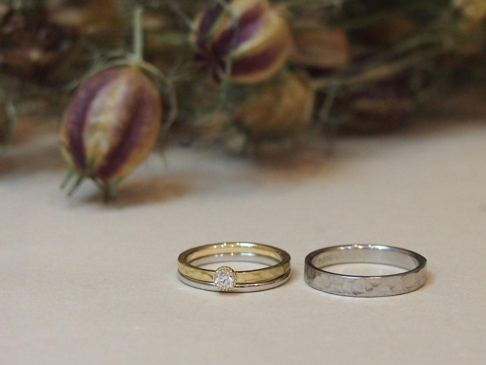 自分たち作る結婚指輪