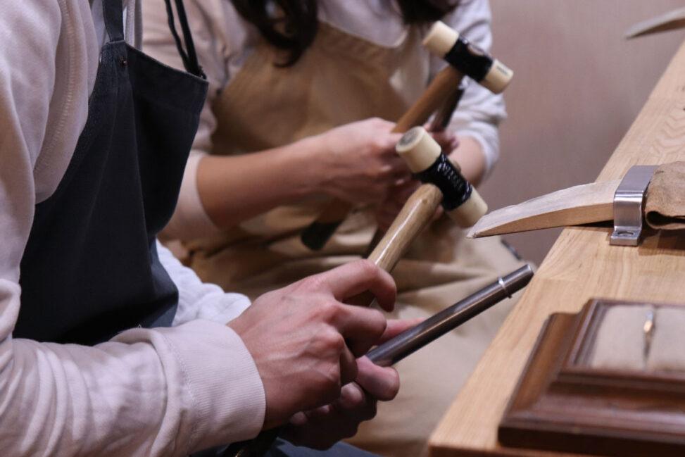 指輪作り体験 福岡