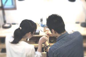 2人で作る指輪